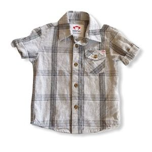 Appaman Flannel Button Down | 2T